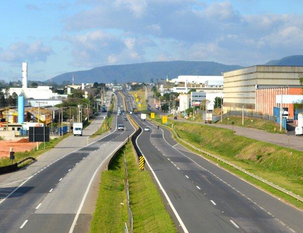 A cidade vem se destacando como um promissor P�lo Industrial na Aglomera��o Urbana de Jundia�